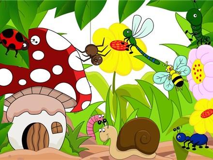 Whimsical Garden Day Camp