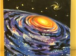 Single Day Workshop - Galaxy Canvas - June 15