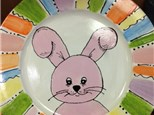 Easter Bunny Platter - March 23rd