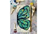 Butterfly Paint Class