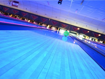 Unreal Bowling Reservations (Friday & Saturday Nights)