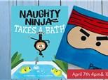 Story Time - Naughty Ninja Tile