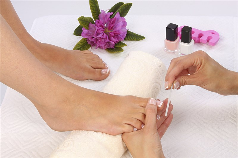 USA NAILS SPA