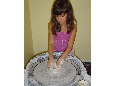 Field Trip - Clay Sculpture