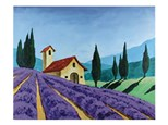 """Tuscan Landscape"" Canvas Class, March 16th"