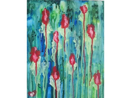 Bleeding Tulips
