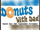 Donuts with Dad at Crazy Glaze Ceramic Studio