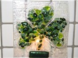 Fused Glass - Clover - 02.19.20