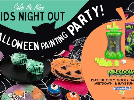 Halloween Party KNO October 18, 2019