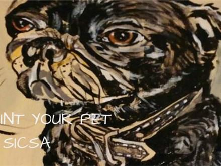Paint Your Pet @ SICSA