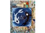 Yin & Yang Fish Paint Class