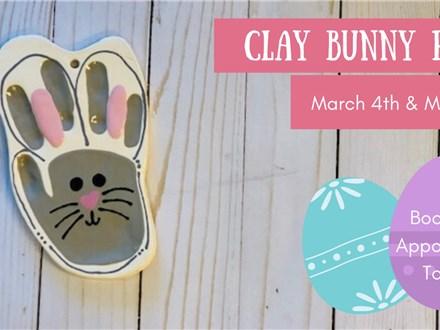 Clay Bunny Prints Event