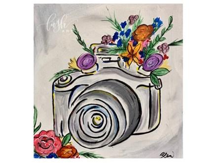 Camera Paint Class