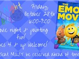 "Kids Night Out - ""The Emoji Movie"""
