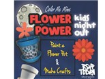 Kids Night Out on April 28, 2018