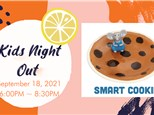 Kids Night Out - September 18, 2021
