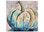 Textured Pumpkin Paint Class