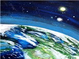 After-School Canvas Workshop: Planet Earth!