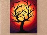 10/5 Spooky Tree (deposit)