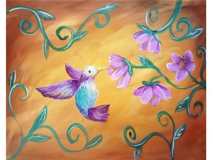 """Hummingbird"" - 2.5 hours"