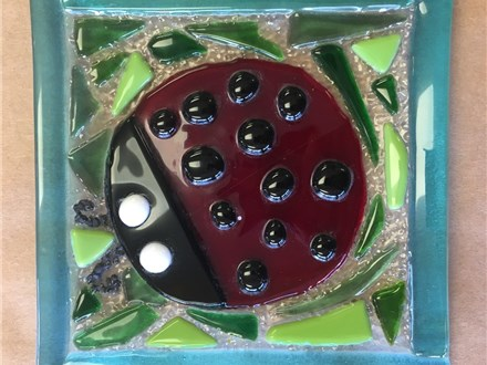 Raegan's Private Group - Glass Fusing - 03.11.18