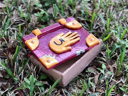 Family Clay - Clay Gravity Falls Box - 02.01.19
