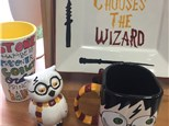 Harry Potter Kidz Night Out at TIME TO CLAY