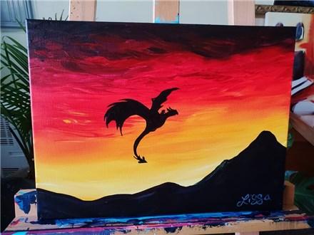 5/9 Dragon Rider (deposit)