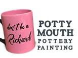 Potty Mouth Pottery!  January 31st