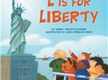 Story Time Art - L is for Liberty - Afternoon Session - 07.01.19