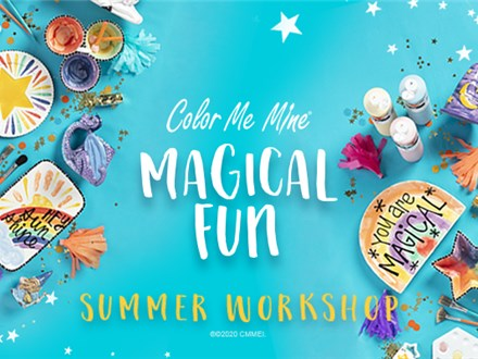 Magical Fun Summer work shop- July 12th, 14th, 16th