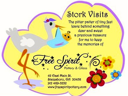Stork Visit