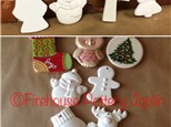 December Story Time Pottery- Ornaments!