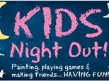 Kids Night Out! Candy Cane Holiday Party - December 15
