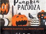 Pumpkin Palooza - October 14th