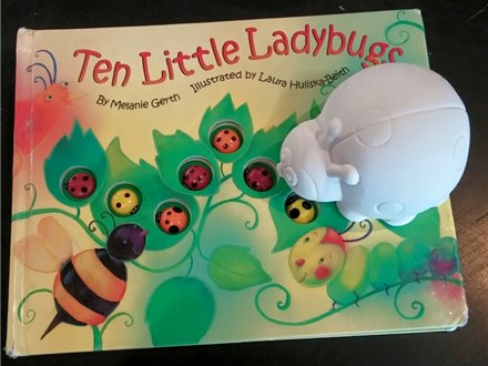 Storytime and Craft - Ladybugs