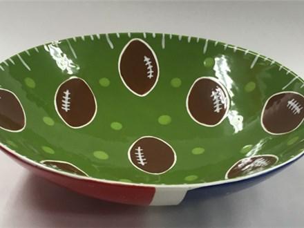 Friends, Feast, Masterpiece - Football Platter 10/18