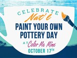 National Pottery Day