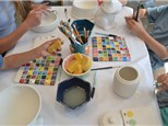 Ceramic Painting Party!