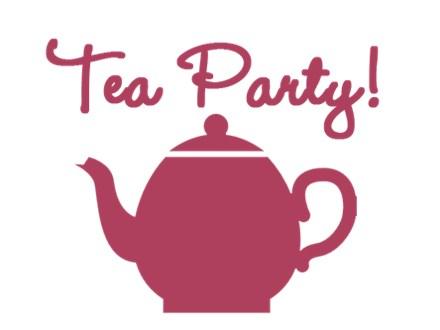 RSVP Sunday Morning Tea Party
