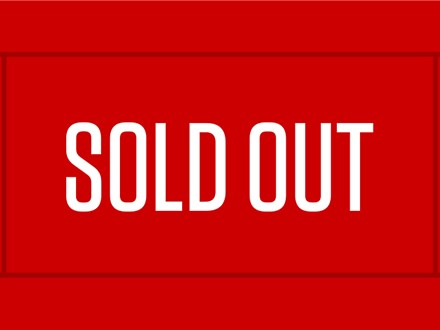 Sold Out - Nov. 5