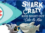 Shark Crazy Kids Night Out! July 19th 6-8PM
