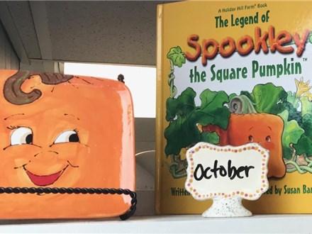 October 2018 Storytime