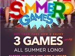 Summer Bowling Family Pass (up to 5 people)