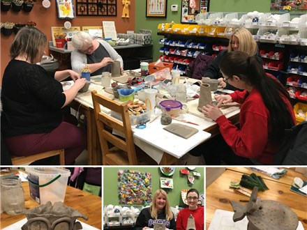 May Clay Class
