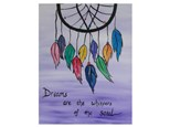 Dream Catcher - Paint & Sip - Sept 9