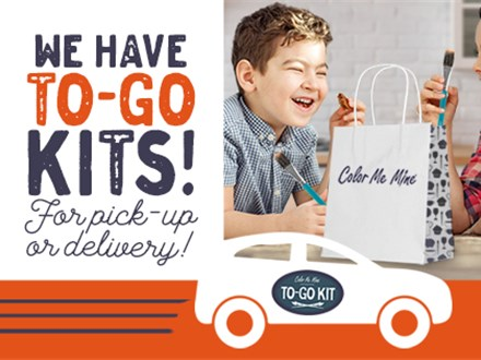 """Pottery TO GO - """"More Kids Stuff"""""""