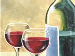 Canvas Date Night with Loaded Grape Oct. 18