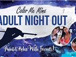 1st Friday • Adult Night Out • Color Me Mine Littleton