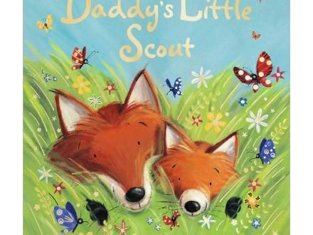 Story Time Art - Daddy's Little Scout - Morning Session - 06.11.18